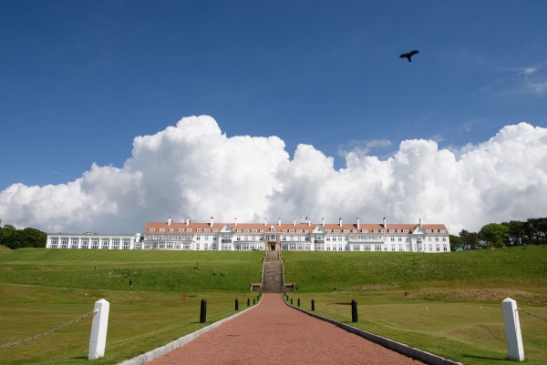 Image: The view of Trump Turnberry