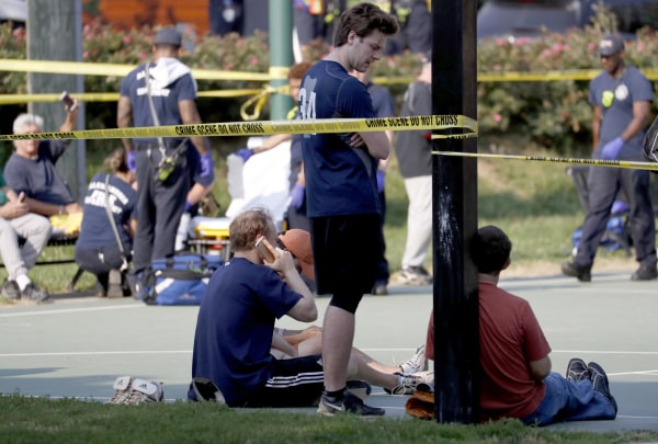 Image: Shooting of multiple people in Alexandria, Virginia