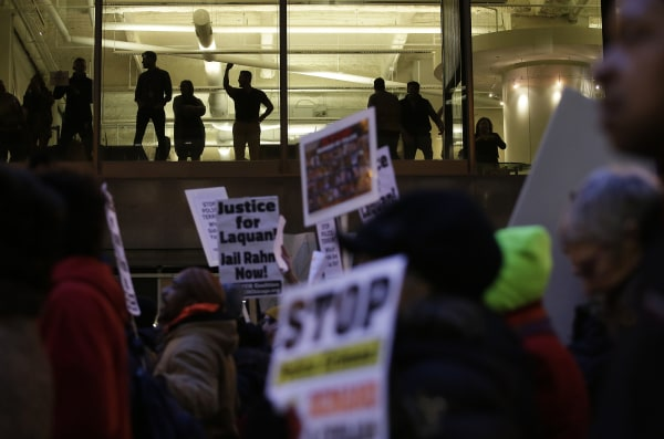 Protesters Continue to Demonstrate Against Police Killings