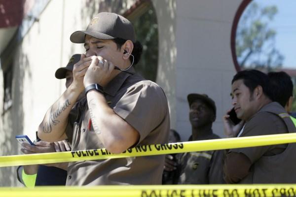 Image: UPS Shooting