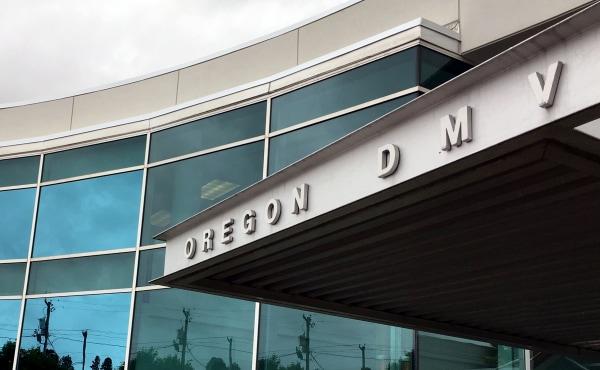 Image: Oregon DMV