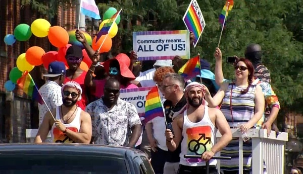 Image: Columbus Pride Parade