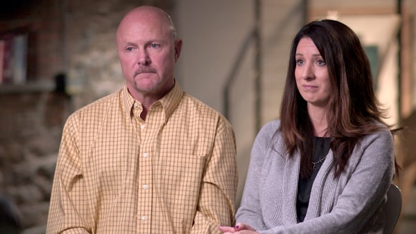 Image: Alison's Stepfather and Mother, Scott Weber and Jennifer Flory