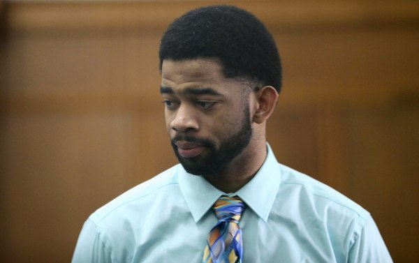 Image: Former police officer Dominique Heaggan-Brown appears in court in Milwaukee
