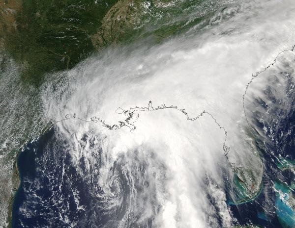 Deadly Tropical Storm Cindy Makes Landfall in Louisiana – NBCNews.com