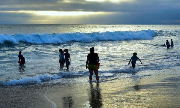 Image: Dockweiler State Beach, California