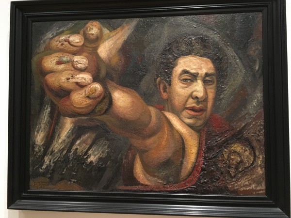 Works by classic Mexican artists are part of an exhibit at the Dallas Museum of Art