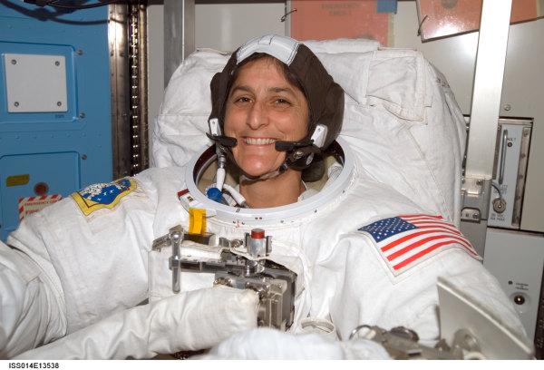 Astronaut Sunita L. Williams