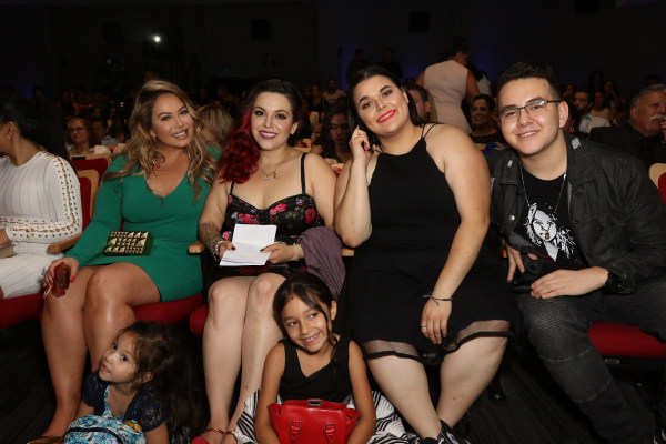 "Image: Rivera Children at Telemundo's ""Jenni Rivera: Mariposa De Barrio"" Screening"