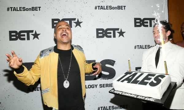 "Image: Irv Gotti BET Series ""Tales"" Screening - Los Angeles"