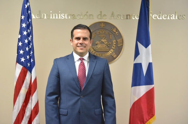 Puerto Rico Gov. Ricardo Rossell? is pressing Congress to advance statehood for the U.S. territory.