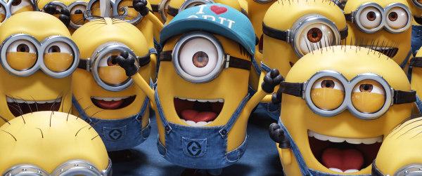 IMAGE: 'Despicable Me 3' Minions