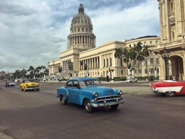 Image: El Capitolio Havana Cuba