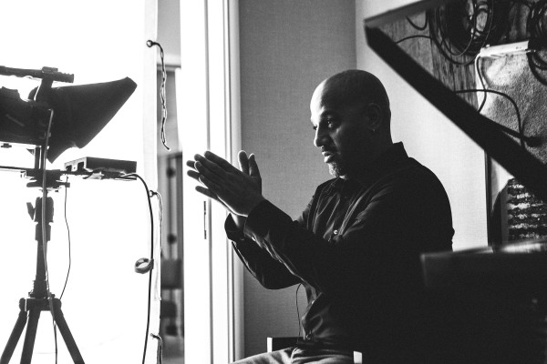 "Image: Allen Hughes, director of ""The Defiant Ones"" on HBO"