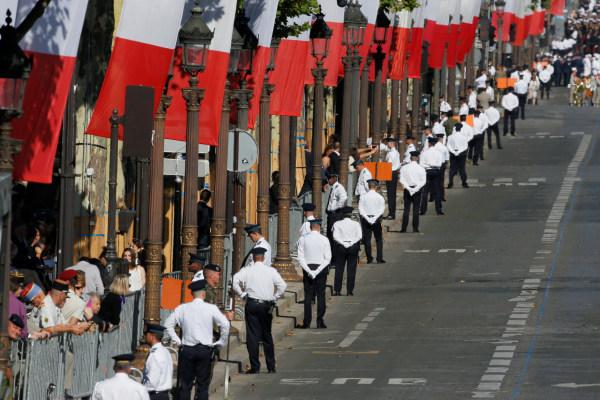Trump in Paris: France Celebrates Bastille Day With American Twist – NBCNews.com