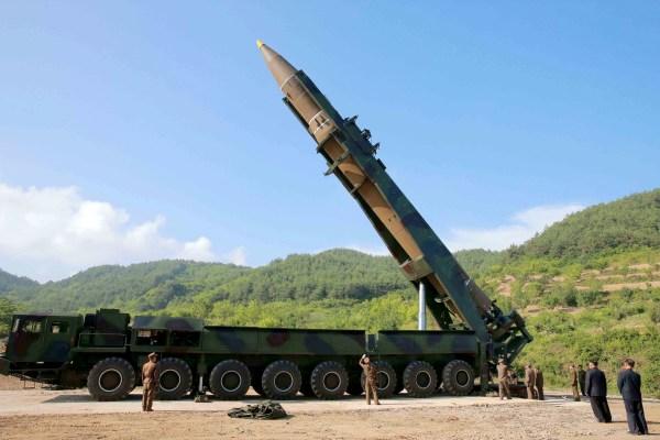 Image: North Korea Missile