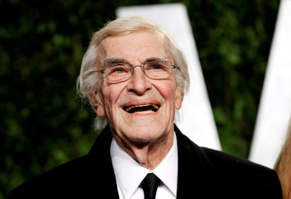 Image: Actor Martin Landau