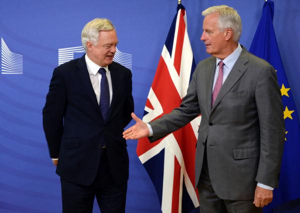 Image: BELGIUM-BRITAIN-EU-BREXIT