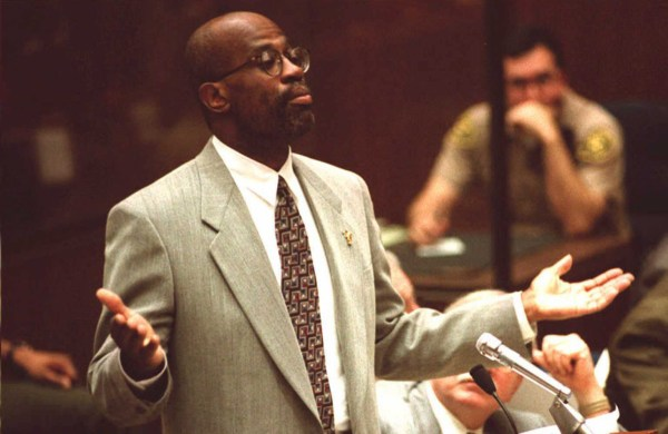 Image: Deputy District Attorney Chris Darden