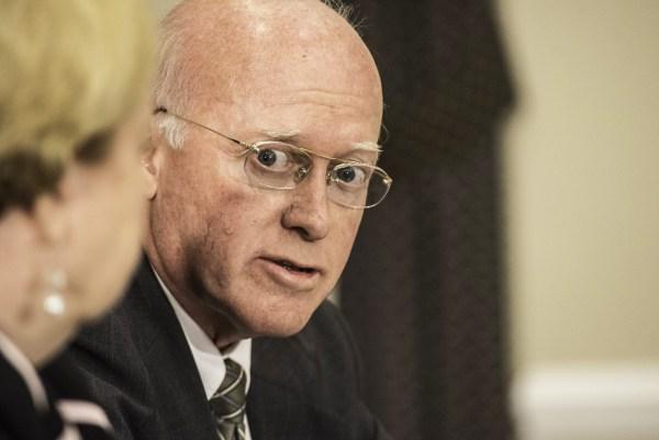 Image: Commissioner Bill Gardner