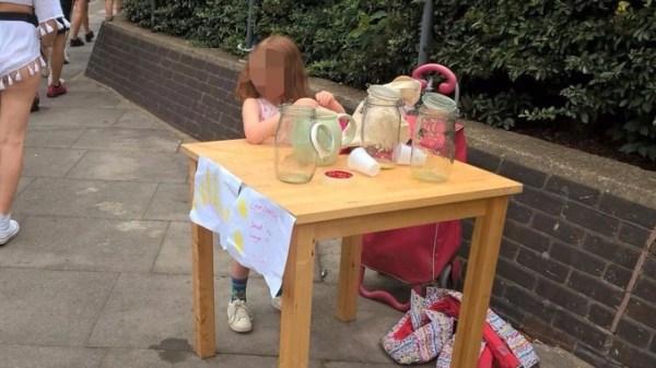 Image: Lemonade stand