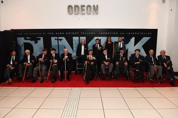 Image: Dunkirk veterans