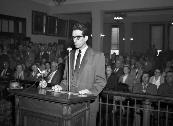 Image: Gus Garcia, Hernandez Supreme Court Legal Team