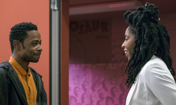 Image: Lakeith Stanfield and Jessica Williams in Netflix's The Incredible Jessica James.