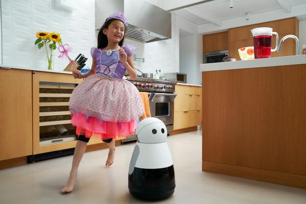 Image: Kuri the robot
