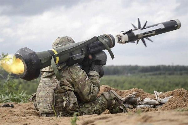 Image: Javelin Missile