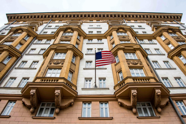 Image: U.S. Embassy in Moscow