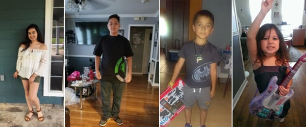 Image: Missing Members of the Saldivar Family
