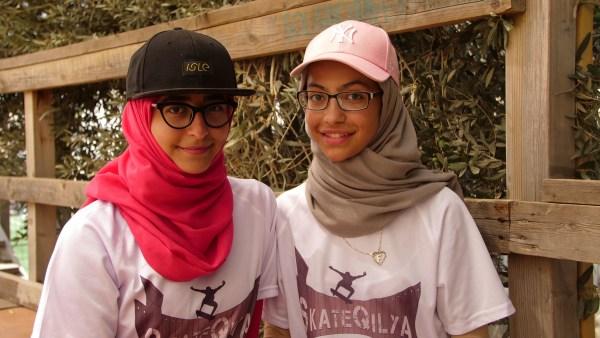 Image: Shahed Helal and Faiza Mata'a