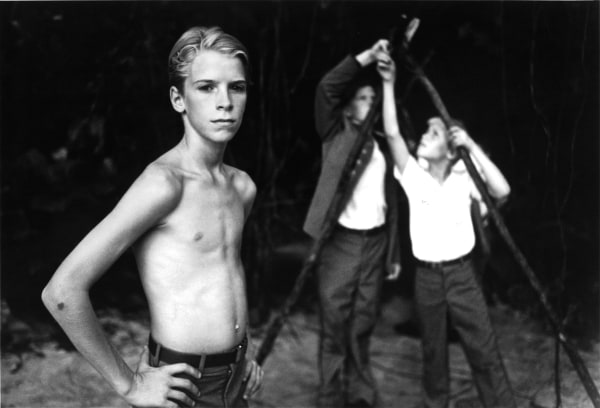 Image: Chris Furrh In 'Lord Of The Flies'