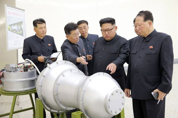 Image: FILES-NKOREA-JAPAN-NUCLEAR-ESTIMATE