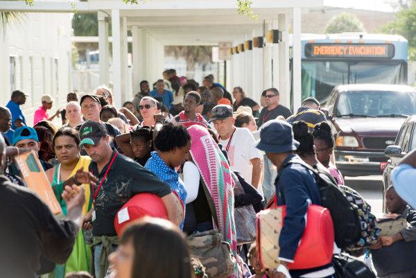 Florida Races to Prepare Ahead of Hurricane Irma's Fury