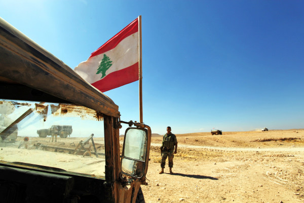 Image: Lebanese army