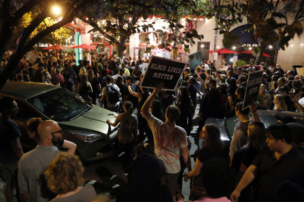 Image: St Louis Protests