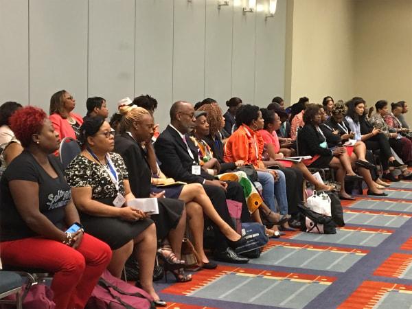 Image: Congressional Black Caucus Foundations Annual Legislative Conference
