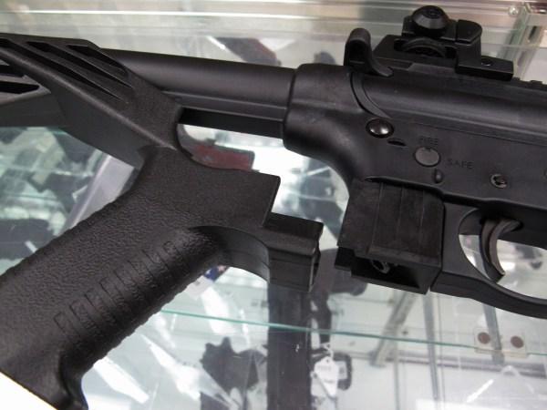 Image: Semiautomatic Gun