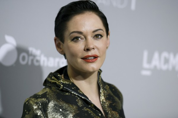 Image: Rose McGowan