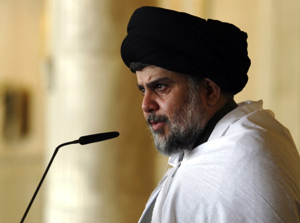 Image: Moqtada al-Sadr