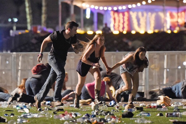 Image: Reported Shooting At Mandalay Bay In Las Vegas