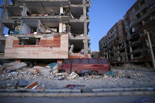 Image: Earthquake in Iran