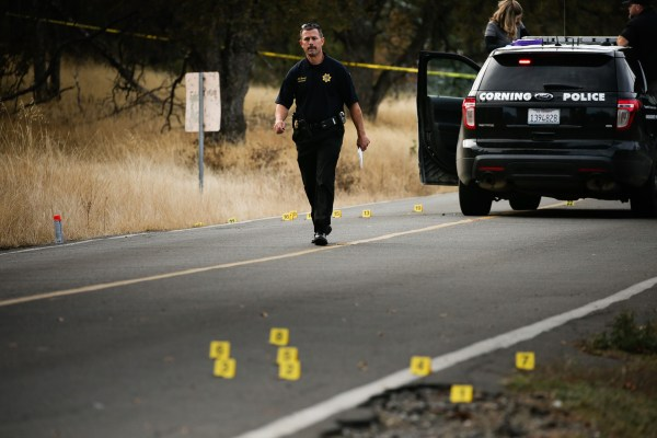 Image: Rancho Tehama Shooting