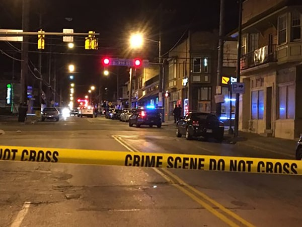 Image: Cleveland Shooting