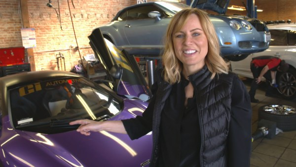 Amber Blonigan of Gi Automotive shares how built credibility in a male-dominated industry.