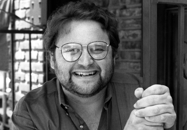 Image:Actor Stephen Furst poses for a photo in Los Angeles in May 1986.