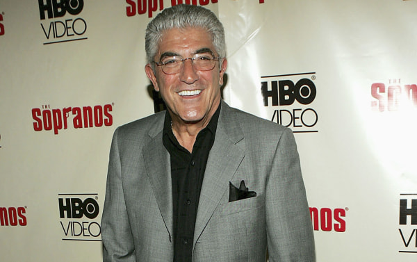 Image: Actor Frank Vincent