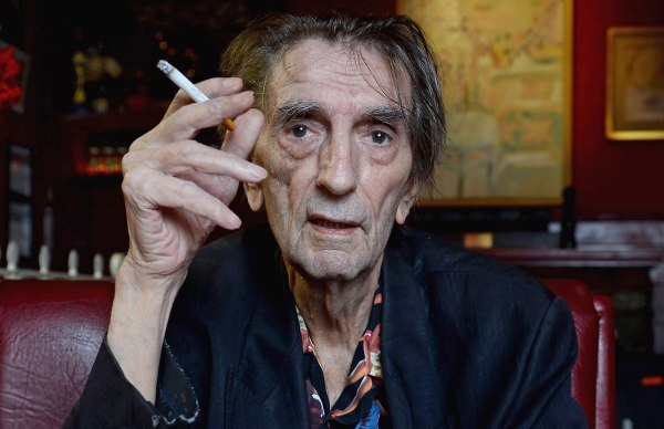 "Image: Portrait Session With The Cast Of ""Harry Dean Stanton: Partly Fiction"""